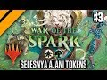 MTGA - War of the Spark Release - Constructed - Selesnya Ajani Tokens P3