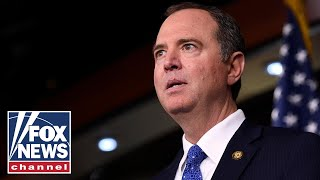 Schiff releases phone records of political rivals, conservative journalist