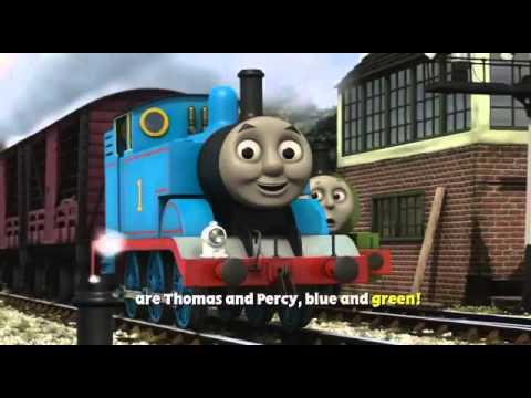 Thomas & Friends  Thomas & Percy Karaoke Song