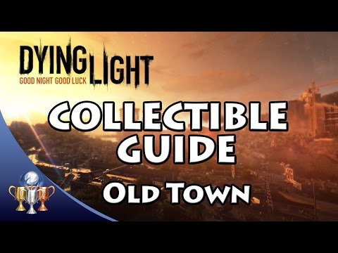 Dying Light Collectibles [Old Town] Notes, Journals & Voice Recordings - It's all in the Writing
