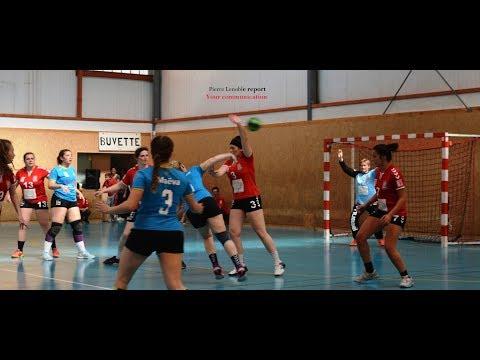 La Montée En N3 Handball Féminin  AC Soissons  Entente De L'Oise  Pierre Lenoble Report