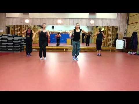Zumba Bollywood - Chikni Chameli