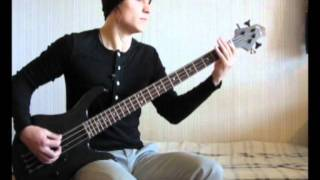 Slipknot - Vermillion  bass cover