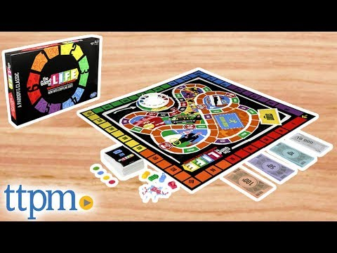 The Game of Life Quarter Life Crisis from Hasbro
