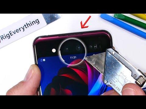 Vivo Nex Dual Screen - Triple Camera - Durability Test!