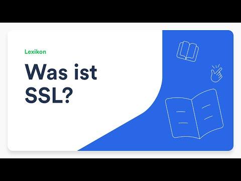 SSL in 3:29 Minuten verstehen