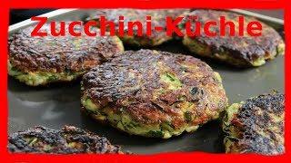 Zucchini-Küchle