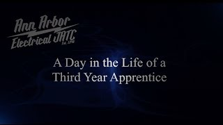 A Day in the Life of a Third Year Apprentice