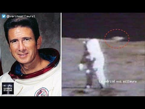 Missions Apollo : L'astronaute Jim Irwin aurait-il filmé un OVNI sur la Lune en 1971 ?