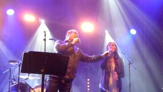 Paul Heaton & Jacqui Abbott - Caravan Of Love - Live @ The Lowry Salford - May 2014 025