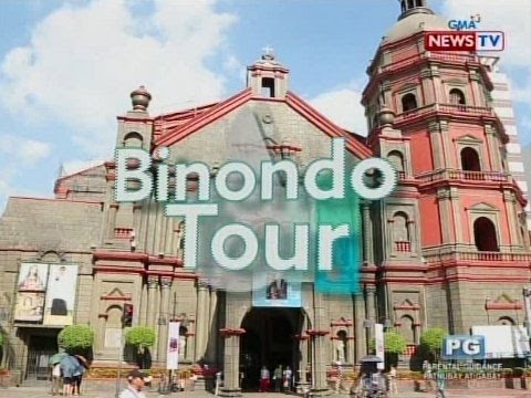 Good News: Binondo tour!