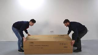 JLL® T350 Treadmill - Assembly and Unboxing