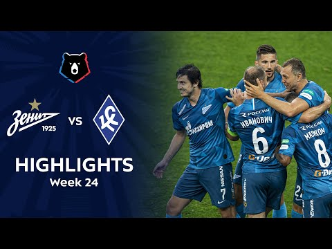 Highlights Zenit vs Krylia Sovetov (2-1) | RPL 2019/20