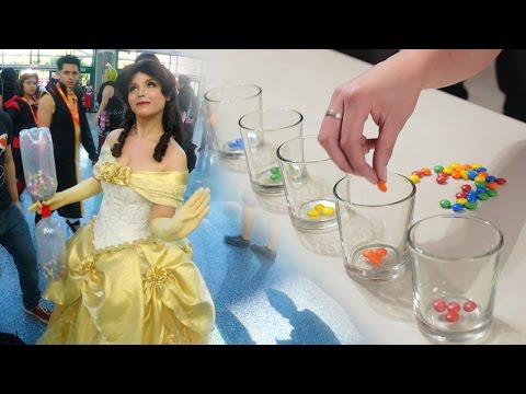 Halloween Party Time! 5 Fun Games To Try At Your Party (Minute to Win It Style)