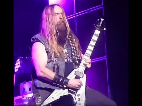 "Black Label Society release new song ""Room Of Nightmares"" off new album ""Grimmest Hits"""