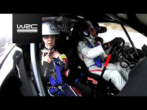 WRC - Rallye Monte-Carlo 2018: Pre-Event Co-Drives