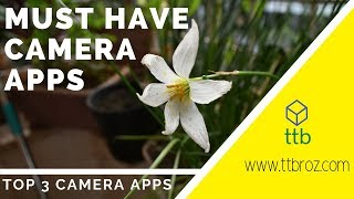 Photo Editing 2018 | Camera Apps 2018 | Must have Apps