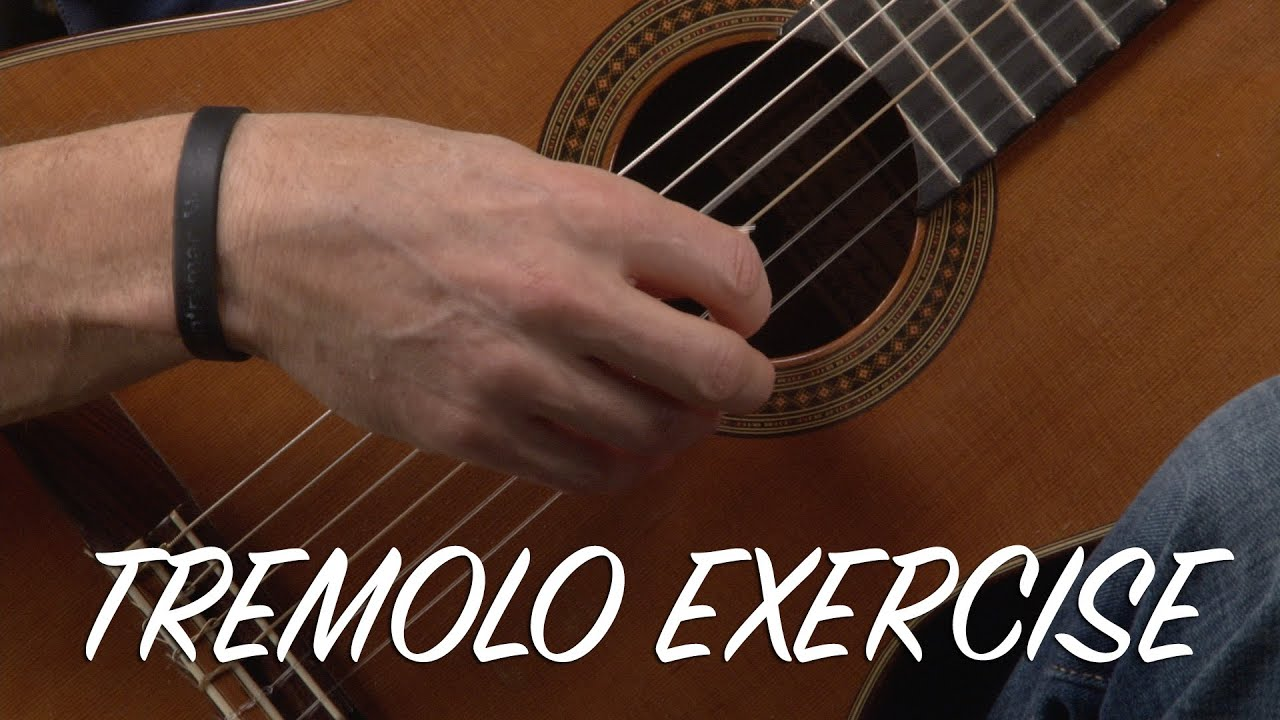 Complete Study of Tremolo for the Classic Guitar: Vladimir ...