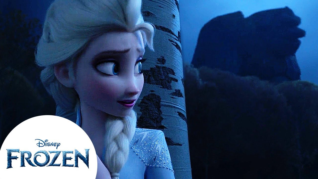 Elsa Meets the Earth Spirits | Frozen