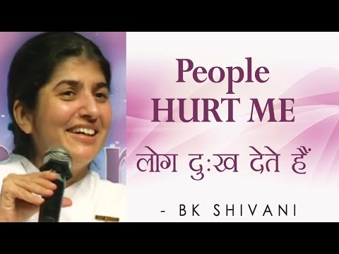 People HURT ME: Ep 47 Soul Reflections: BK Shivani (English Subtitles)