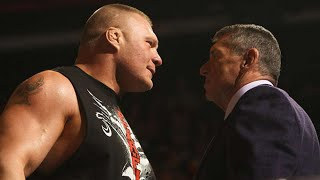 Why Vince McMahon Won't Let Brock Lesnar Leave WWE