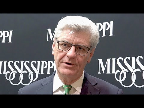 Mississippi Governor on International Homeland Defense & Security Summit, Climate Change Threat