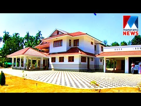 Palpath - Kerala style 3450 sqft house | Veedu | Old episode  | Manorama News