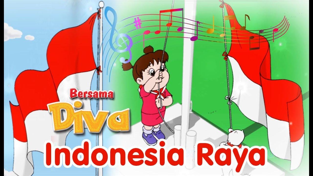 Indonesia Raya ( Lagu Kebangsaan Indonesia )