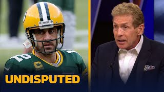 Skip & Shannon on Aaron Rodgers referring to Packers GM Gutekunst as Jerry Krause | NFL | UNDISPUTED