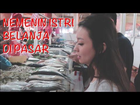 VLOG FnS#13 - Belanja di Pasar bareng suami
