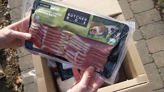Unboxing ButcherBox - Online Meat Delivery Service Review