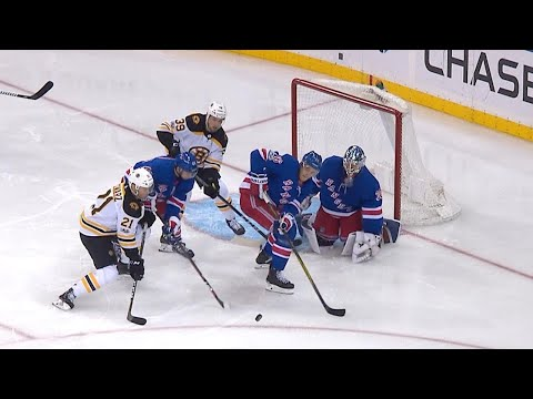 11/08/17 Condensed Game: Bruins @ Rangers