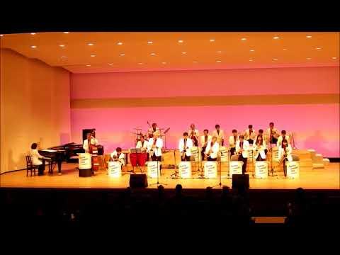 Let's enjoy jazz in Ikoma 第1部 FUNNY COMPANY JAZZ ORCHESTRA
