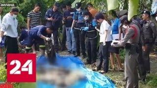 За убийство служанки тайская королева красоты получила пожизненный срок - Россия 24