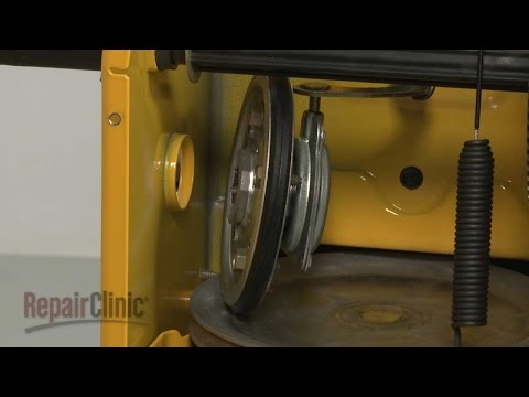 Friction Wheel - Cub Cadet Snowblower
