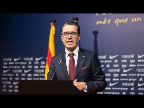 Presentació dels darrers resultats de l'informe de l'Observatori Blaugrana