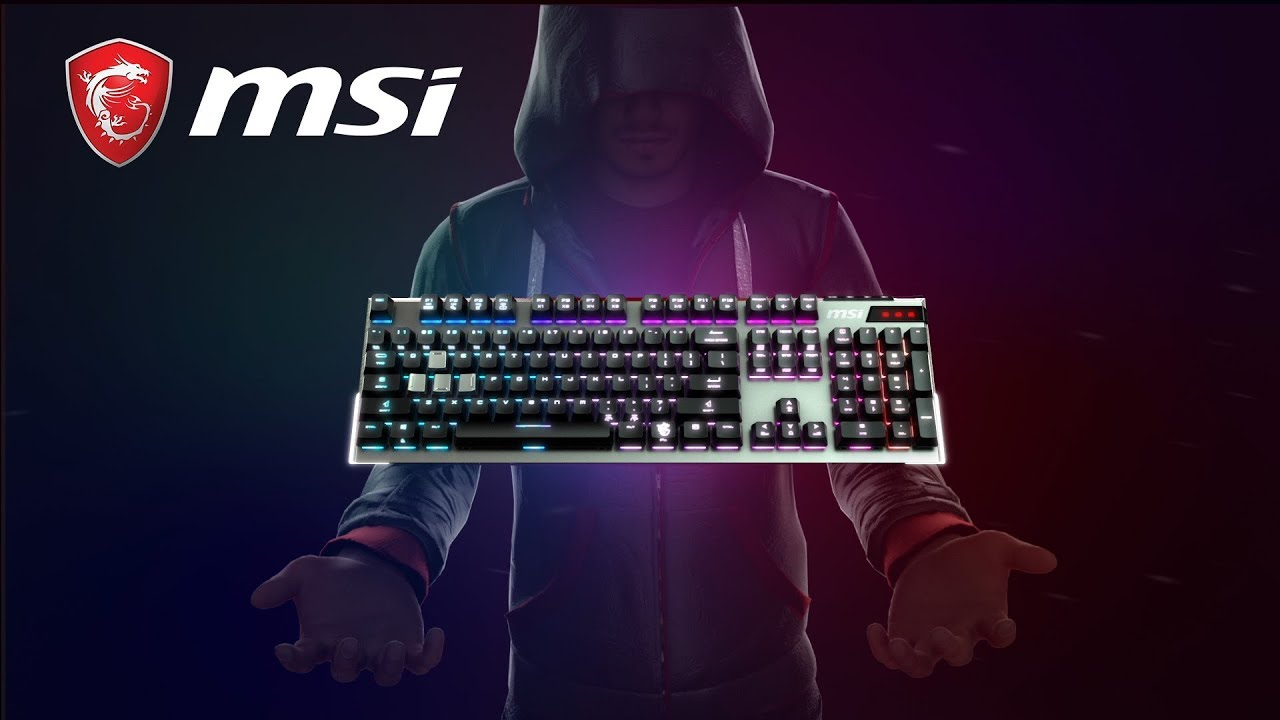 VIGOR GK80 Gaming Keyboard| MSI