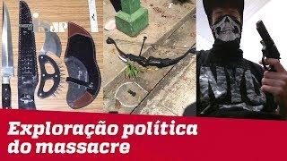 A exploração política do massacre em Suzano