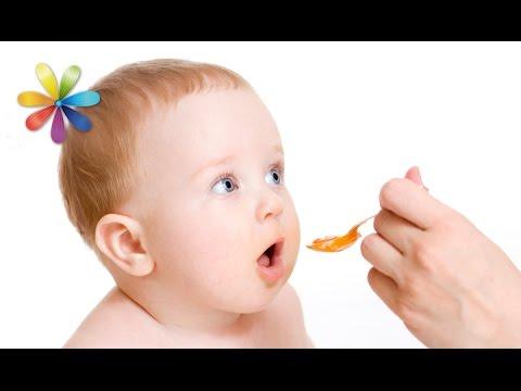 Главные ошибки прикорма малыша  Все буде добре. Выпуск 864 от 18.08.16 без регистрации и смс