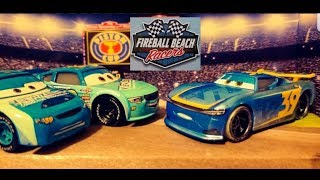 "Disney Cars 3 Micheal Rotor (View Zeen #39) | NEW 2018 ""Fireball Beach Racers"" (Single) Diecast!"