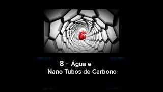 8 Água e Nano Tubos de Carbono