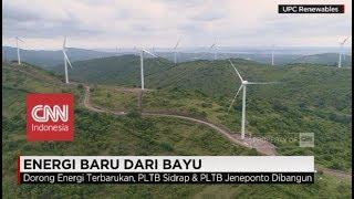 Mengulas PLTB di Indonesia yang Terbesar di Asia Tenggara bersama Desi Anwar