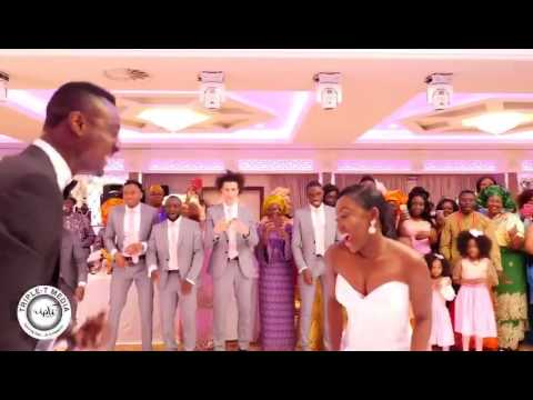 NIGERIAN WEDDING RECEPTION VIDEO AND DANCE OFF YouTube