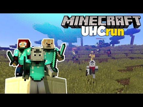 McM: UHC Run - moja vlastná armáda! /w GEJMR a Jawo