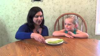 Celery & Cheese Sticks