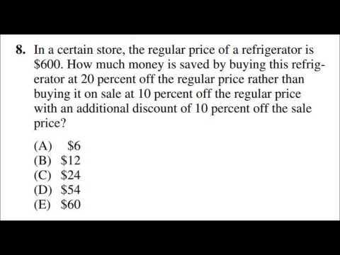 SAT math practice test online preparation