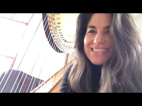 Improvised Moments / My Shining Hour / Trista Hill, pedal harp