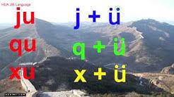 Mandarin Chinese Pronunciation (Full Lesson -Part 1 & 2)) | Hua Jie Language