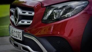 Новый Мерседес E универсал 2017 | New Mercedes Benz E Class All Terrain 2017