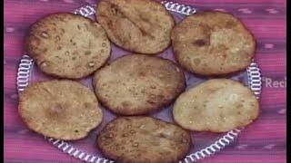 Pachi Ariselu Sweet Recipe - Aaha Emi Ruchi
